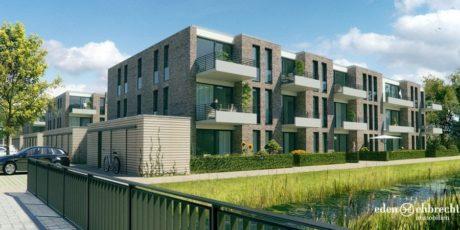KUBOX Appartements Artillerieweg Süd, Oldenburg, Exklusive Vermietung, Immobilienmakler, Makler, Eden-Ehbrecht Immobilien
