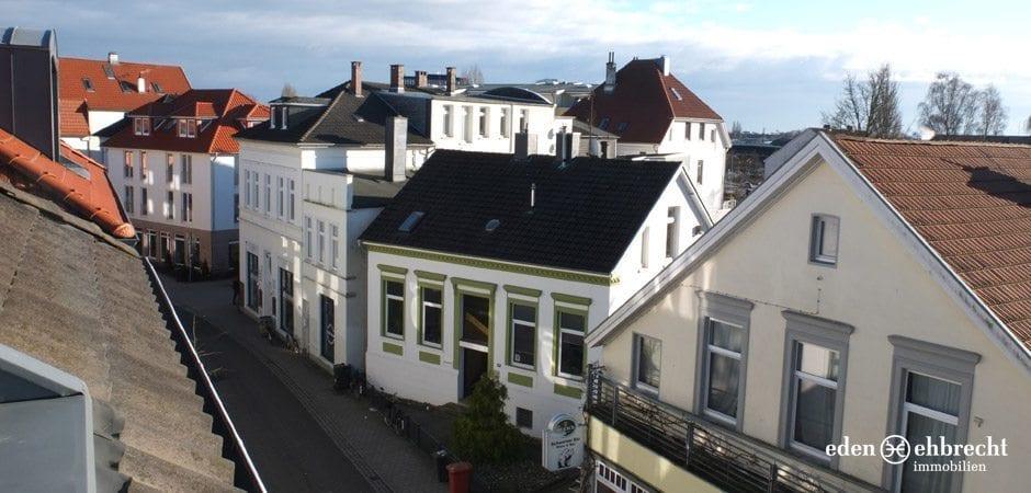 DG Wohnung Donnerschweerstrasse Ausblick