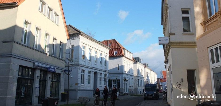 DG Wohnung Donnerschweerstrasse Aussenansicht