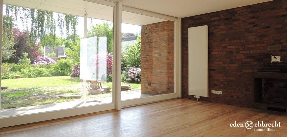 Eden-Ehbrecht Immobilien - Bauhaus Architektenhaus