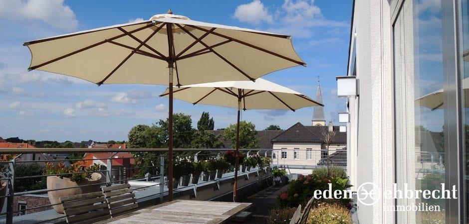 Eden-Ehbrecht Immobilien - Penthouse Heiligengeist-Höfe