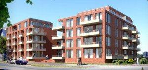 Immobilienmakler, Makler, Oldenburg, Exklusive Vermietung, KUBOX Appartements, Fleethöfe, Alter Stadthafen