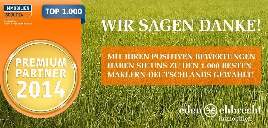 Immobilienmakler, Makler, Oldenburg, Eden-Ehbrecht Immobilien, Top 1.000 Makler Deutschlands