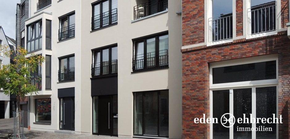 Gebwerbeflächen im Thetare Carre in der Oldenburger Innenstadt zu vermieten