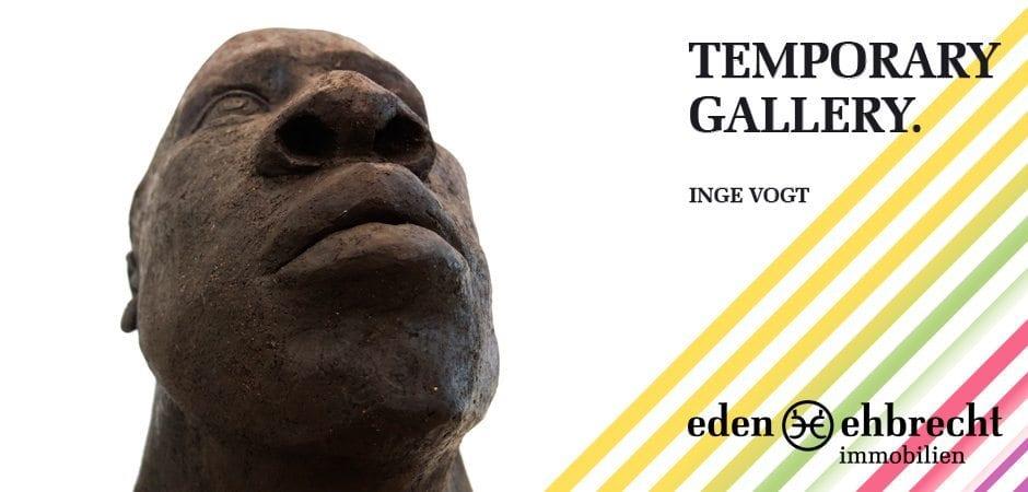 Temporary Gallery, Kunst für begrenzte Zeit, Immobilienmakler, Makler, Oldenburg