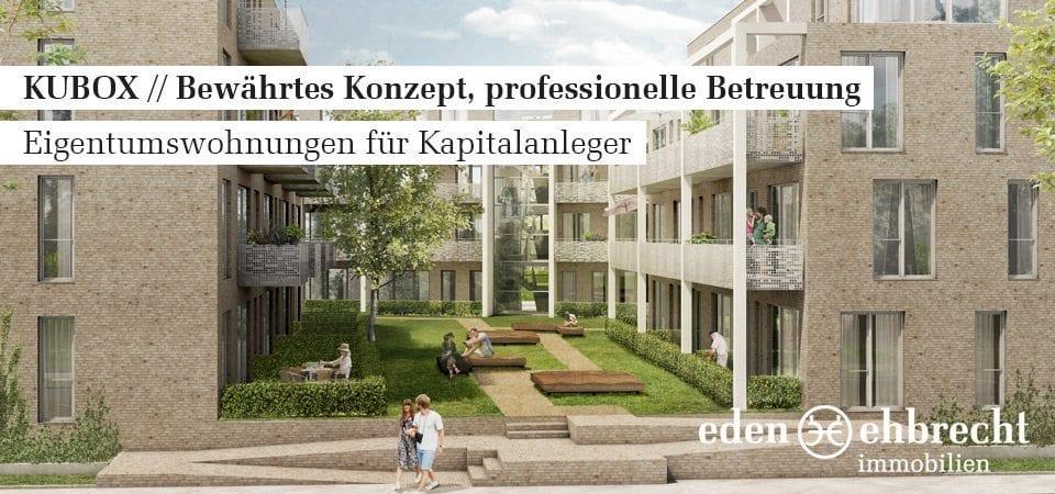 KUBOX, Appartement, Kaufen, Immobilien, Kapitalanleger, Nachhaltig, Eigentumswohnung,, Kapitalanlage, Mietpool, Beverbäker Wiesen, Immobilienmakler, Makler, Oldenburg