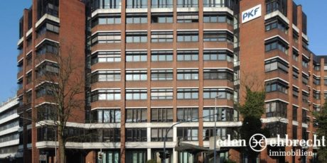 Büroetage, Bürofläche, Büro, Hochhaus, Immobilienmakler, Makler, Gewerbemakler, Gewerbeimmobilie, Oldenburg