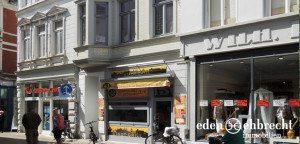 Ladenfläche, Laden, A-Lage, Innenstadt, Fußgängerzone, Immobilienmakler, Makler, Gewerbemakler, Oldenburg