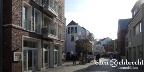 Laden, Ladengeschäft, Ladenfläche, Gewerbe, Gewerbefläche, Oldenburg, Innenstadt, Burgstraße, Immobilienmakler, Makler, Gewerbemakler