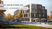 VERMIETET | Arbeiten am Hunteplatz | Alter Stadthafen | Oldenburg