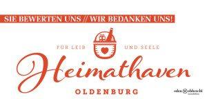 Heimathaven, Immobilienmakler, Makler, Oldenburg, Gutschein, Dankeschön, Bewertung