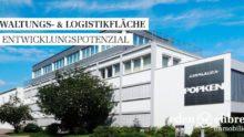 VERKAUFT | Logistik & Verwaltungsfläche | 3 ha | 20.000 m²