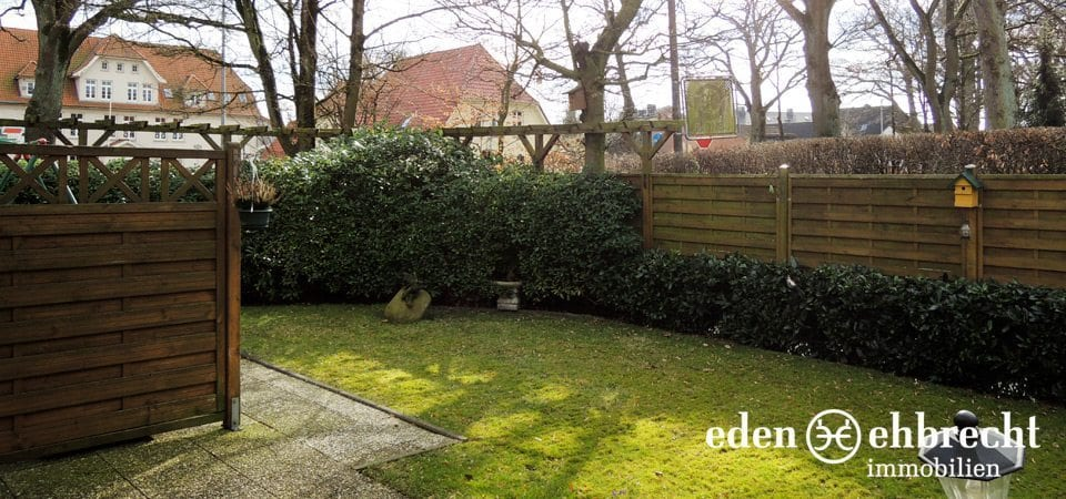 Verkauft | Reihenhaus Mit Garten | Donnerschwee