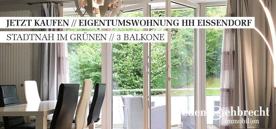 Immobilienmakler, Makler, Hamburg, Eigentumswohnung, Eißendorf, ETW, kaufen, Harburg, Eissendorf, Eigentumswohnung in Hamburg