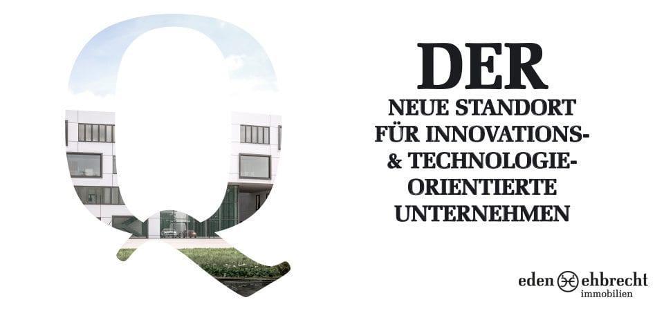 Immobilienmakler, Makler, Q, Projekt Q, TPO, Technologiepark Oldenburg, Büroflächen, Neubau, PZWO Architektur, Technologie und Gründerzentrum, Q // Modernste Gewerbeflächen im Technologiepark