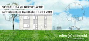 Immobilienmakler, Makler, Oldenburg, Gewerbeflächen, Büroflächen, Büro, Bürofläche Tweelbäke, Ready&Go, Gewerbegebiet Tweelbäke