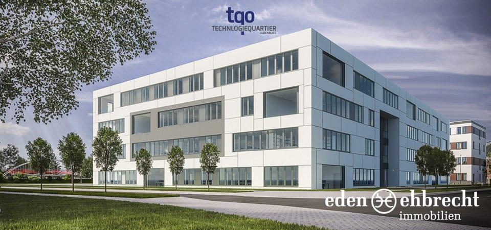 Immobilienmakler, Gewerbemakler, Makler, Oldenburg, TQO, Technologiequartier Oldenburg, Büroflächen, Gewerbeflächen, Büro, Vermietung, Jetzt Mieten