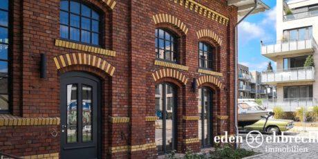 Referenz, Hafenhaus, Alter Stadthafen, Vermietung, Gewerbeimmobilien, Oldenburg, Gewerbemakler, Top 50 Immobilienmakler