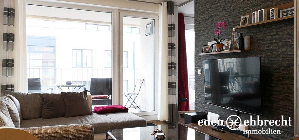 Immobilienmakler, Makler, Oldenburg, Verkauf, Verkauft, Eigentumswohnung, KUBOX, Kubox Appartement, Alter Stadthafen, Wohnen am Stauplatz