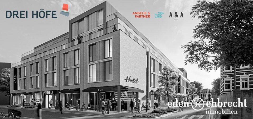 Mit über 435 Kundenbewertungen. ist Eden-Ehbrecht Immobilien Oldenburgs meist- und bestbewerteter Immobilienmakler