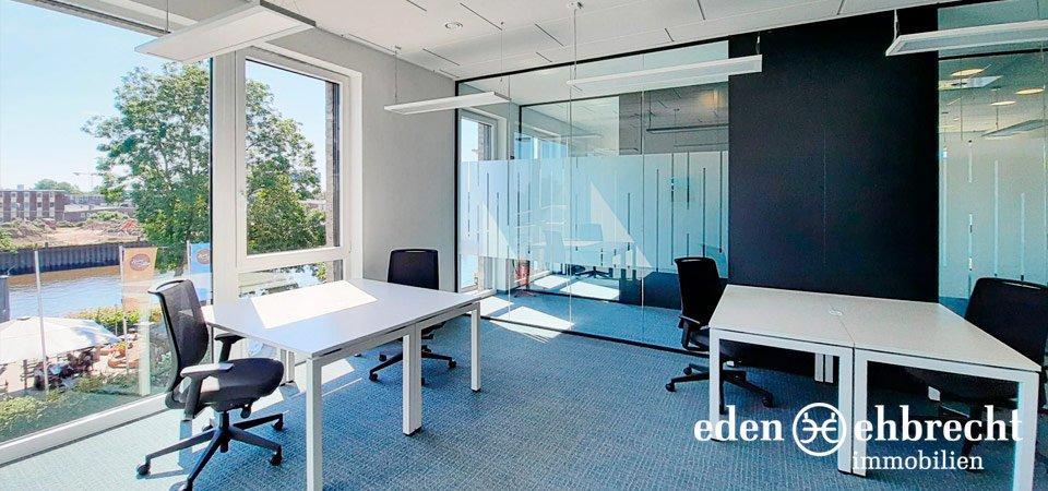 Regus, Business Center, Alter Stadthafen, Oldenburg, 25 QM Büro