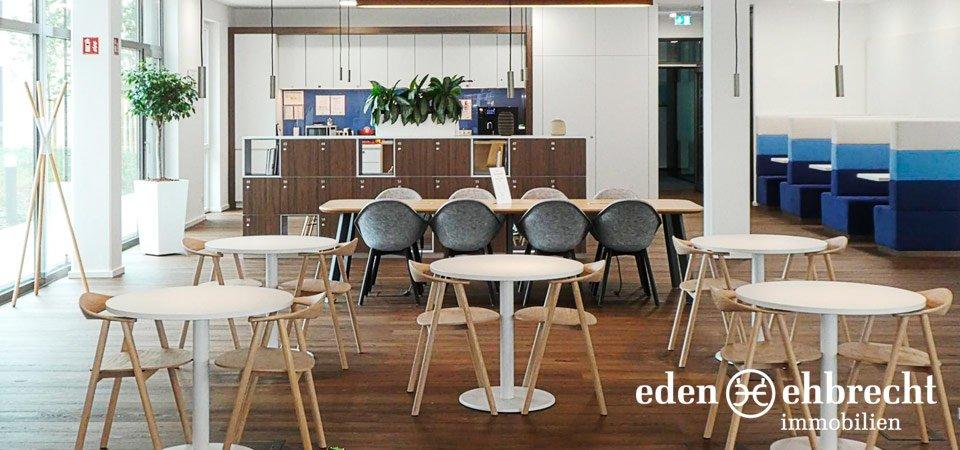Regus, Business Center, Alter Stadthafen, Oldenburg, Open Space