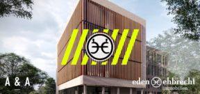 Bürohaus Neubau im Technologiepark Oldenburg, KfW 55 Standard, Kooperation Eden-Ehbrecht Immobilien, Aschenbeck & Aschenbeck und Goldbeck